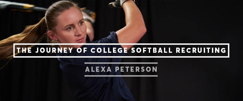 The Journey of College Softball Recruiting