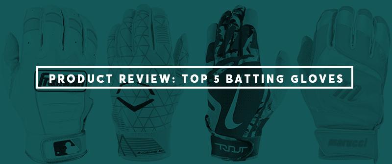 Review - Best Batting Gloves
