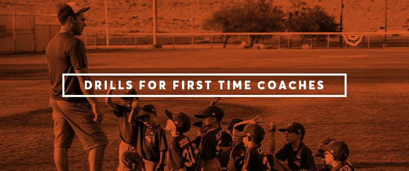 8 Basic Drills for First-Time Baseball & Softball Coaches