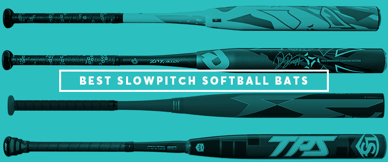 Best Slow Pitch Softball Bats for 2020